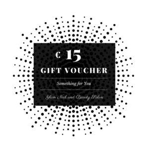 Gift Voucher – value €15