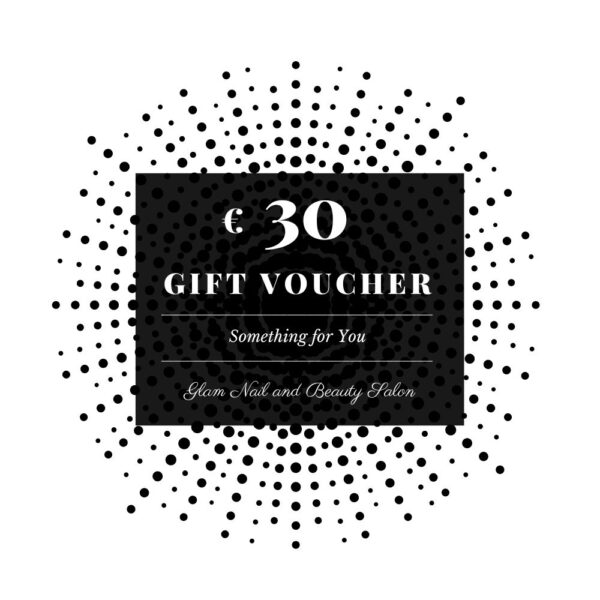 30€ Gift Certificate