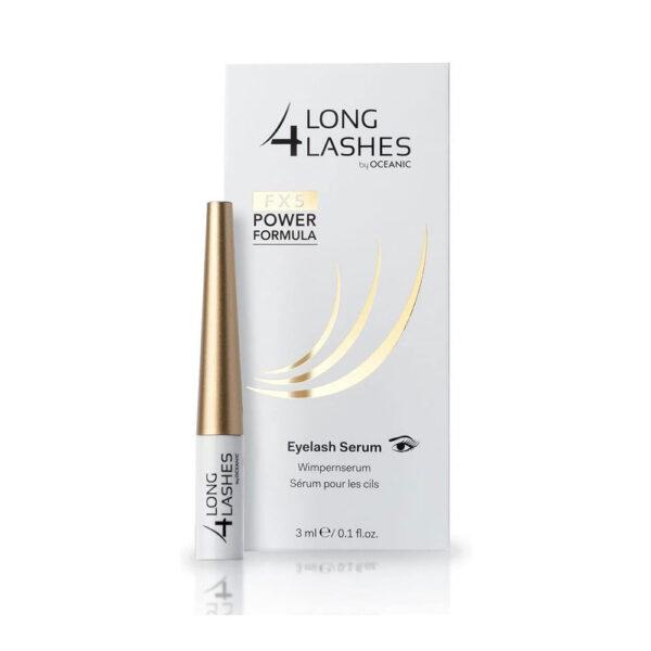 Long4Lashes FX5 Power Formula Eyelash Serum by Oceanic 3 ml
