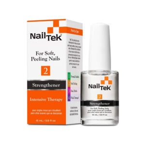 Nail Tek Intensive Therapy 2 – Strengthener for Soft and Peeling Nails